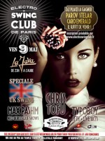 ELECTRO SWING CLUB DE PARIS