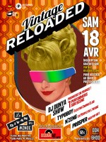 VINTAGE RELOADED – SPECIAL DISQUAIRE DAY – DUNYA SHOW (BE) – N'ZENG (Ex-Peuple de l'herbe)