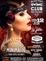 ELECTRO SWING CLUB DE PARIS
