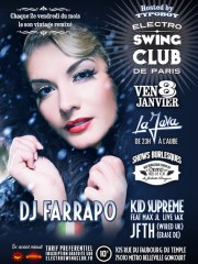 ELECTRO SWING CLUB DE PARIS – DJ FARRAPO
