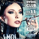ELECTRO SWING CLUB – S.MOS LIVE – FRED BALKAYOU – KID SUPREME